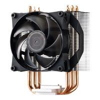 Cooler Master Hardware koeling: MasterAir Pro 3 - Zwart, Roestvrijstaal