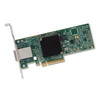 LSI interfaceadapter: SAS 9300-8e SGL