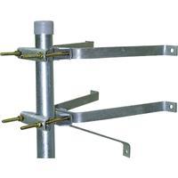 Schwaiger montagekit: WAH3048 001 - Metallic