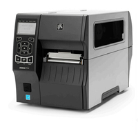 Zebra ZT410 Labelprinter - Zwart, Grijs