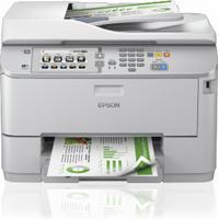 Epson multifunctional: WorkForce Pro WF-5690DWF - Zwart, Cyaan, Magenta, Geel