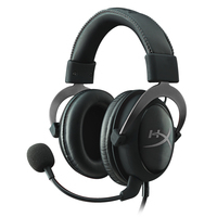 HyperX headset: Cloud II - Zwart