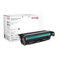 Xerox toner: Zwarte toner cartridge. Gelijk aan HP CF320A. Compatibel met HP Colour LaserJet M651, Colour LaserJet M680