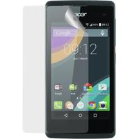 Azuri screen protector: duo screen protector voor Acer Z220 - Transparant
