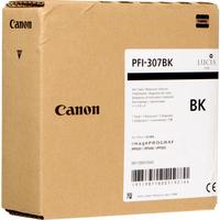 Canon inktcartridge: PFI-307BK - Zwart