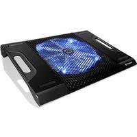 Thermaltake CLN0015, USB, black, 900g Notebook koelingskussen - Zwart