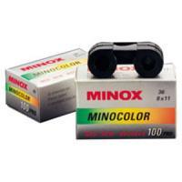 Minox kleurenfilm: Minocolor 400 ISO 400/27º (5 pieces)
