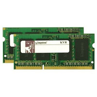 Kingston Technology RAM-geheugen: ValueRAM 8GB DDR3 1333MHZ SODIMM