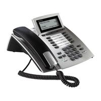 AGFEO dect telefoon: ST 42 AB - Zilver