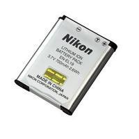 Nikon batterij: EN-EL19 - Zwart, Zilver
