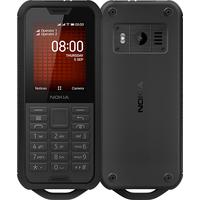 Nokia 800 Tough Mobiele telefoon - Zwart