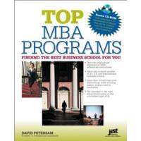 JIST Publishing algemene utilitie: Top MBA Programs - eBook (EPUB)