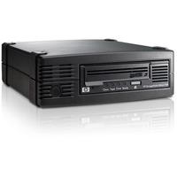 Hewlett Packard Enterprise tape drive: StoreEver LTO-3 Ultrium 920 SAS - Zwart