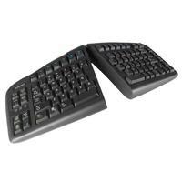 Goldtouch V2 - QWERTY toetsenbord - Zwart