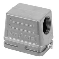 Amphenol NBR, PA, IP65, M20 Multipolaire connector-behuizing - Metallic