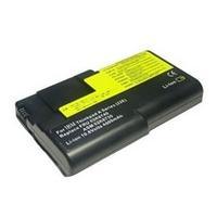 MicroBattery batterij: Laptop Battery for IBM/Lenovo 6Cells Li-Ion 10.8V 4.1Ah 44wh - Zwart