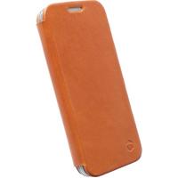 Krusell mobile phone case: Kiruna Samsung Galaxy S6 (camel) - Bruin