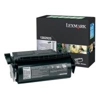 Lexmark cartridge: Toner 12A1544 - Zwart