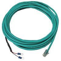 Black Box signaal kabel: AlertWerks Dry-Contact Sensor, 15-ft. Cable - Groen