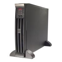APC UPS: Smart-UPS XL Modular 1500VA 120V Rackmount/Tower - Zwart