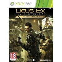 Deus Ex, Human Revolution (Director's Cut)  Xbox 360