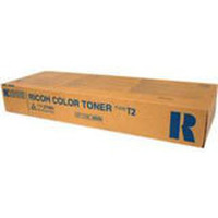 Ricoh cartridge: Toner Type T2 Cyan - Cyaan