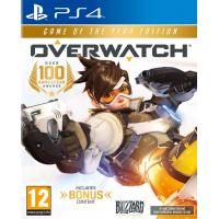 Blizzard game: Overwatch (GOTY Edition)  PS4
