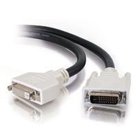 C2G 2m DVI-D Dual Cable