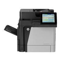 HP multifunctional: LaserJet Enterprise MFP M630h - Zwart, Grijs