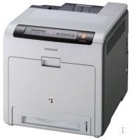 Samsung laserprinter: CLP-660N - 2400 x 600 dpi, 24 ppm, A4, 128MB, 533MHz, USB 2.0, Ethernet 10/100Base-TX