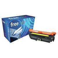 Freecolor cartridge: 3525Y-FRC - Geel