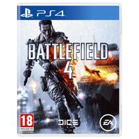 Electronic Arts game: Battlefield 4, PlayStation 4