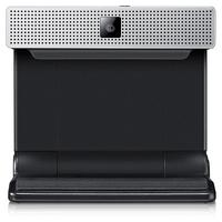 Samsung webcam: 1920 x 1080 Pixels, 30 fps, H.264, USB 2.0, Zwart, Zilver, Clip/Stand