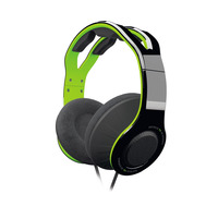 Gioteck , TX30 Stereo Gaming + Go Headset (Xbox One / PC / Mobile) - Black / Green Koptelefoon
