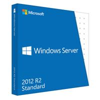 Microsoft Besturingssysteem: Windows Server Standard 2012 R2 64-bit