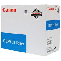 Canon toner: C-EXV21 Cyan - Cyaan