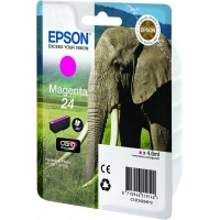 Epson inktcartridge: Singlepack Magenta 24 Claria Photo HD Ink