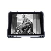Stm tablet case: Dux Plus 6th Gen Blk - Zwart, Grijs