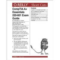 O'Reilly boek: Media CompTIA A+Essentials 220-601 Exam Guide - eBook (PDF)