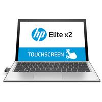 HP Elite x2 1013 G3 + Black Leather Sleeve + USB-C Mini Dock Laptop - Zilver