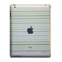 NUU BaseCase Stripe tablet case - Groen