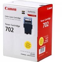 Canon cartridge: Tonercardridge 702 Geel