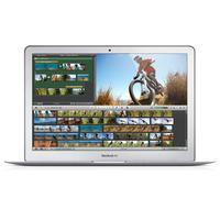 "Renewd laptop: Refurbished MacBook Air 13"" - i5 - 4GB - 128GB SSD (2013-2014) () - Zilver (Refurbished AN), QWERTZ"