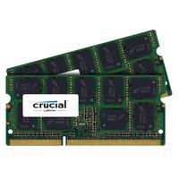 Crucial RAM-geheugen: 8GB (2x4GB) DDR3-1066 CL7 SO-DIMM