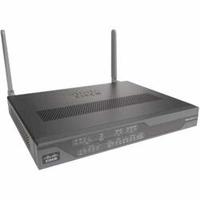 Cisco 881GW wireless router - Zwart