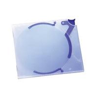 Durable 5267 Standaard - Blauw, Transparant