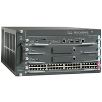 Cisco Catalyst 6504 Enhanced netwerkchassis