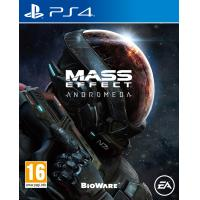 Electronic Arts game: Mass Effect: Andromeda  PS4