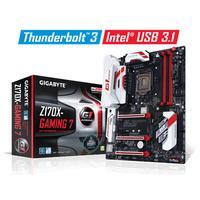 Gigabyte moederbord: GA-Z170X-Gaming 7-EU