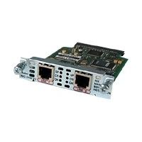 Cisco modem: 2-port analog modem WIC